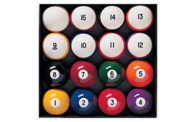 Heritage Pocket Balls